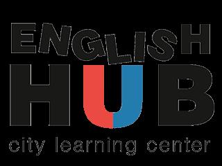 Логотип English Hub