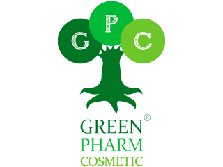 Логотип ГринФармКосметик