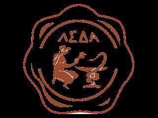 Логотип аптека Леда