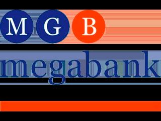 Логотип Мегабанк