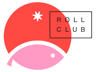 Логотип Roll Club
